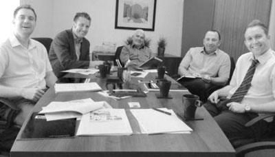 Borron Shaw Management Team