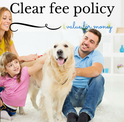 Clear Fee Policy