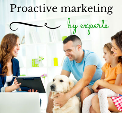 Proactive Marketing